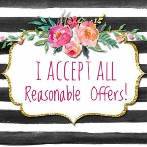 Other - 🌷I Accept All Reasonable Offers🌷